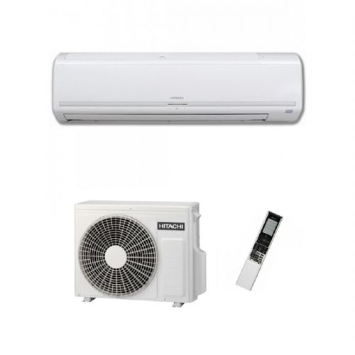 Hitachi Air Conditioning Summit And Performance Wall Mounted RAK Heat Pump Inverter A++